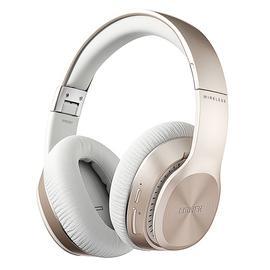 漫步者(Edifier) W820BT 无线蓝牙耳机 头戴式可折叠跑步运动手机音乐电脑游戏耳麦 (金色)