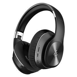 漫步者(Edifier) W828NB 主动降噪无线蓝牙耳机 可折叠头戴式运动跑步游戏音乐耳机 (黑色)