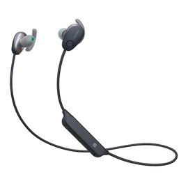 索尼(SONY) 【热巴代言】WI-SP600N 降噪无线蓝牙耳机 运动防水入耳式立体声耳麦(黑色)