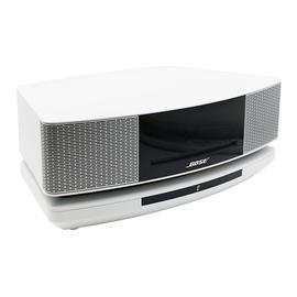 博士(BOSE) Wave SoundTouch IV妙韵音乐系统4代 无线蓝牙wifi音箱 CD播放机 (白色)