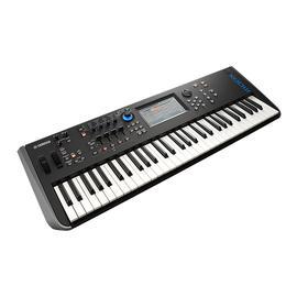 雅马哈(YAMAHA) MODX6 61键舞台音乐演奏键盘合成器 专业音乐制作编曲键盘