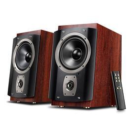 惠威(HiVi) RM6 无线蓝牙HIFI音箱 家用电脑电视高保真多媒体音响(一对)