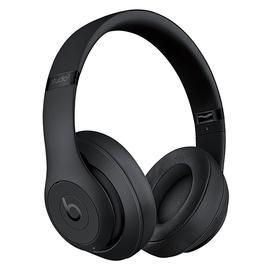 Beats Studio 3 Wireless 无线蓝牙头戴式降噪耳机 (黑色)