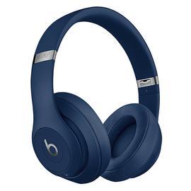 Beats Studio 3 Wireless 无线蓝牙头戴式降噪耳机 (蓝色)
