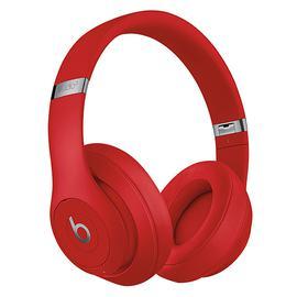 Beats Studio 3 Wireless 无线蓝牙头戴式降噪耳机 (红色)