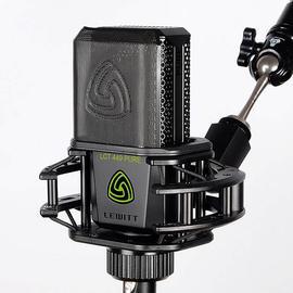 莱维特(LEWITT) LCT 449 PURE 大振膜电容录音麦克风 主播手机电脑K歌直播喊麦话筒