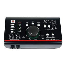 SM Pro Audio SM PRO AUDIO  ACTIVE-1 立体声录音棚监听控制器 带对讲