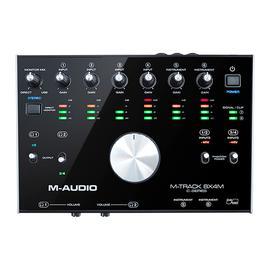 美奥多(M-AUDIO) M-TRACK 8×4M  8进4出  专业录音编曲声卡USB音频接口