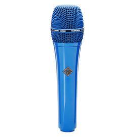 德律风根(TELEFUNKEN) M80 舞台演出专业手持动圈话筒  录音K歌直播麦克风 (蓝色)