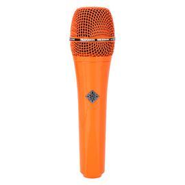 德律风根(TELEFUNKEN) M80 舞台演出专业手持动圈话筒  录音K歌直播麦克风 (橙色)