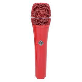 德律风根(TELEFUNKEN) M80 舞台演出专业手持动圈话筒  录音K歌直播麦克风  (红色)