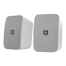 JBL Control X 5.25寸会议音响室内/室外扬声器壁挂音箱 白色 (一对装)
