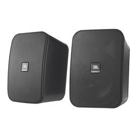JBL Control X 5.25寸会议音响室内/室外扬声器壁挂音箱 黑色 (一对装)