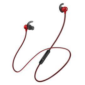 JBL T280BT 无线蓝牙耳机跑步运动入耳式耳塞防水磁吸颈挂金属耳麦 (红色)