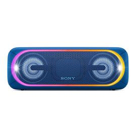 索尼(SONY) SRS-XB40 无线蓝牙音箱 便携式家用户外迷你防水音响 大音量双喇叭超重低音炮【热巴代言】