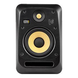 卡尔卡(KRK) KRK V6 6.5寸录音棚专业监听音箱 录音工作室有源监听音响VXT升级版(单只)