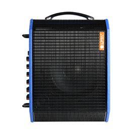 LPTA 魔方魔3plus电箱原声电木吉他音箱 户外便携式蓝牙直播弹唱音响  (蓝色)