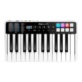 IK(IK-Multimedia) IK iRig Keys I/O 25键MIDI键盘控制器 编曲键盘带声卡音频接口
