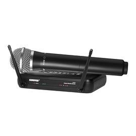 舒尔(SHURE) SVX24/PG58 一拖一手持式无线麦克风 演出/演讲/会议/家用KTV无线话筒
