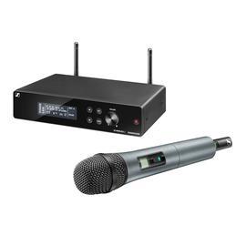 森海塞尔(Sennheiser) XSW2-865 舞台演出无线电容麦克风 手持式专业人声话筒(一拖一)