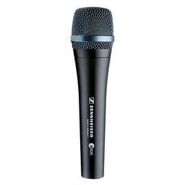 森海塞尔(Sennheiser) E935 专业动圈有线麦克风 全频人声舞台演出会议演讲家用K歌话筒(黑色)