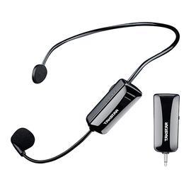 得胜(TAKSTAR) HM-200W 头戴式无线小蜜蜂扩音器电容麦克风 UHF段话筒接收