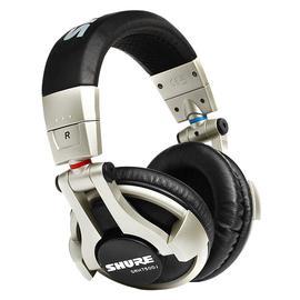 舒尔(SHURE) SRH750DJ 封闭式头戴专业DJ监听耳机 重低音HIFI耳机