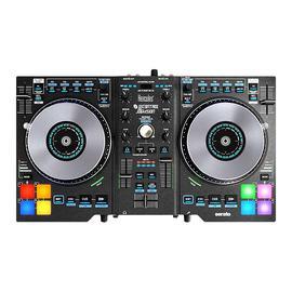 嗨酷乐(Hercules) DJ control Jogvision 便携式一体式DJ打碟机控制器