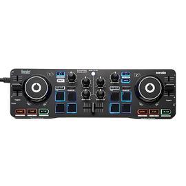 嗨酷乐(Hercules) DJ control Starlight 一体化DJ打碟机全功能控制器