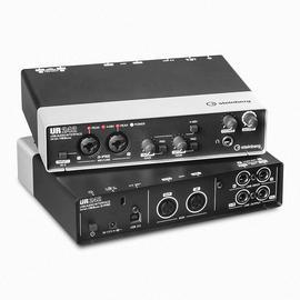 雅马哈(YAMAHA) steinberg UR242 USB专业录音网络K歌声卡(已停产,替换型号:2019新版UR24C)