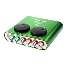 客所思(XOX) KX-2 究极版 电脑K歌USB声卡
