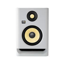 卡尔卡(KRK) Rokit5 G4/RP5 G4 5寸有源专业录音室监听音箱 (白色单只)