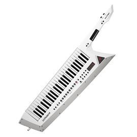 罗兰(Roland) AX-Edge-W 战斧肩背式49键MIDI键盘 舞台演出合成器升级款(白色)