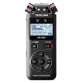 TASCAM DR-05X 便携式专业数字录音机 VLOG采访学生课堂录音笔