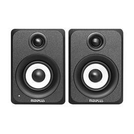 美派(MIDIPLUS) MI3 3寸专业录音有源监听音箱 电脑电视家用多媒体hifi蓝牙音响(一对)