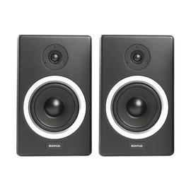 美派(MIDIPLUS) MS5 5寸专业有源监听音箱 个人录音专业录音室高保真监听音响(一对)