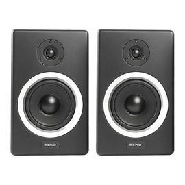 美派(MIDIPLUS) MS6 6寸专业有源监听音箱 个人录音专业录音室高保真监听音响(一对)