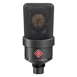 纽曼(Neumann) TLM103 电容式录音麦克风 大振膜主播直播K歌话筒 小U87【德国进口】(黑色、不带防震架)