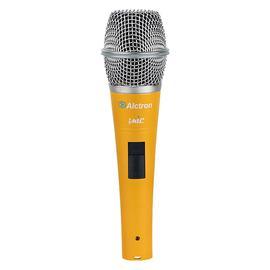 爱克创(Alctron) IMIC 手持电容麦克风 网络K歌YY喊麦主播直播麦克风话筒 (黄色)