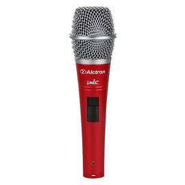 爱克创(Alctron) IMIC 手持电容麦克风 网络K歌YY喊麦主播直播麦克风话筒(红色)