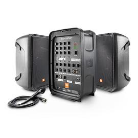 JBL EON-208P 8寸蓝牙便携户外演出有源音箱娱乐KTV音响套装