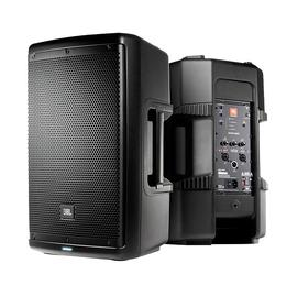 JBL EON 610 10寸两分频舞台演出会议扩声音箱 多用途便携式有源音响扬声器(单只)