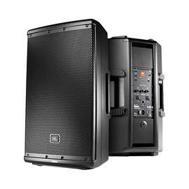 JBL EON 612 12寸两分频舞台演出会议扩声音箱 多用途便携式有源音响扬声器(单只)