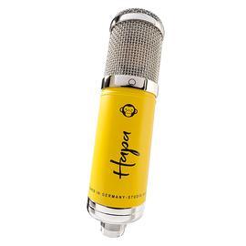 Monkey Banana Hapa 香蕉猴录音电容麦克风 主播直播专用USB麦克风 (黄色)