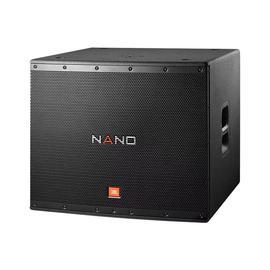 JBL NANO358SP 18寸便携式专业舞台演出扩音有源低音炮音箱 (单只)