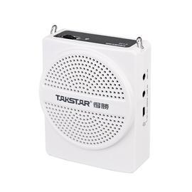 得胜(TAKSTAR) E136 扩音器 教师讲课户外导游专用便携式迷你扩音器小蜜蜂 白色