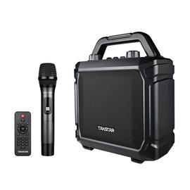 得胜(TAKSTAR) WDA-500 大功率无线手提便携式音箱 带麦克风户外广场舞蓝牙音响扩音器
