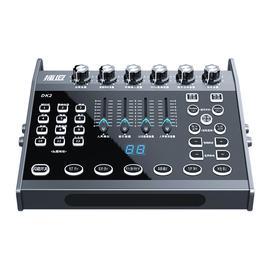 客所思(XOX) DK2 网络直播录音声卡 电脑手机室内户外主播直播K歌声卡