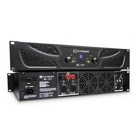 皇冠(CROWN) XLi800 专业舞台演出大功率功放 后级功放