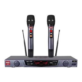 BBS F70 智能AI语音无线麦克风 家庭KTV卡拉OK话筒